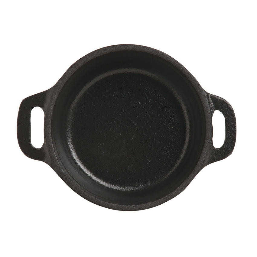 World Tableware CIS-25 9-qt Cast Iron Braising Pot