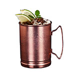 World Tableware CMM-200 14 oz Mug - Tall, Smooth Finish, Copper