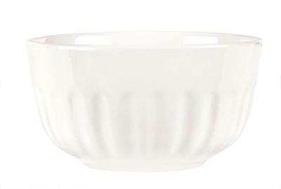 World Tableware CO-16 5-oz Round Fruit Bowl, Bright White
