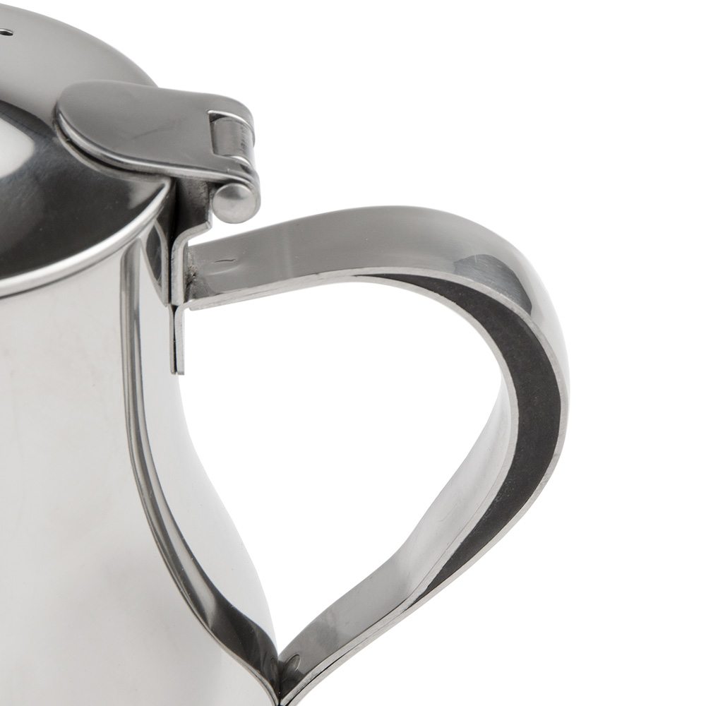 World Tableware CT-805 24-oz Belle Coffee Pot - 18/8 Stainless