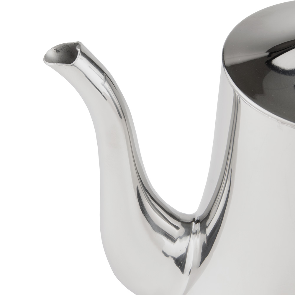 World Tableware CT-867 70-oz Belle Coffee Pot - 18/8 Stainless