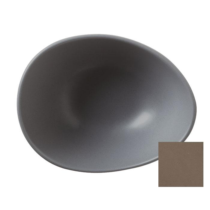 "World Tableware DRI-5-S 4"" Driftstone Bowl w/ 3.75-oz Capacity - Porcelain, Sand"