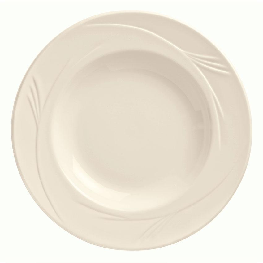 "World Tableware END-26 12"" Porcelain Pasta Bowl w/ 20-oz Capacity, Porcelana, Endurance"