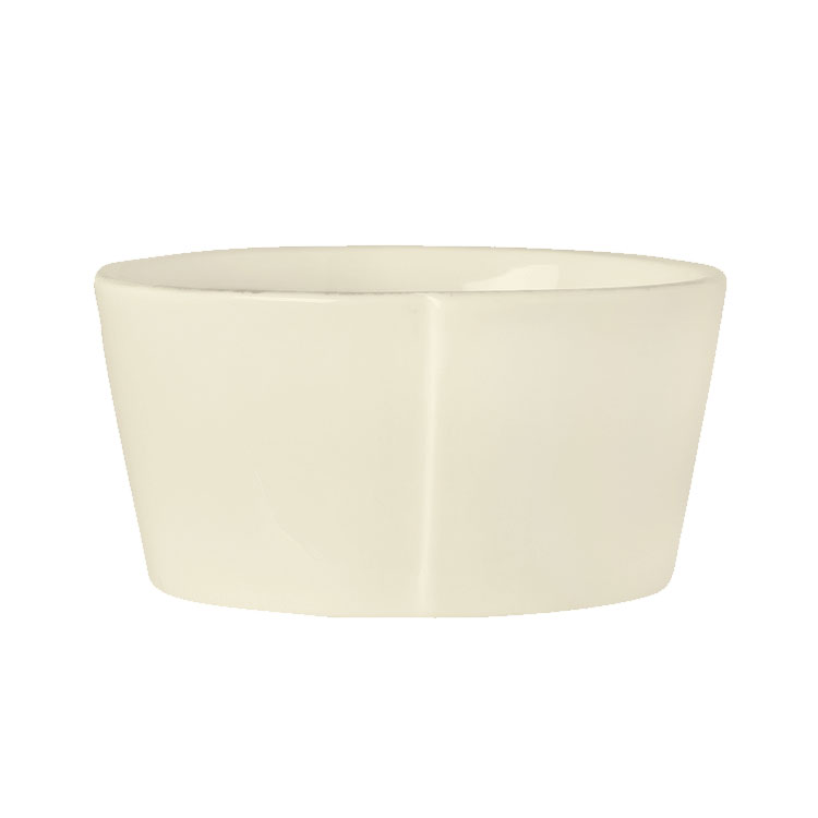 World Tableware FH-512 4' Bouillon Bowl - Ceramic, Cream White, 4 oz