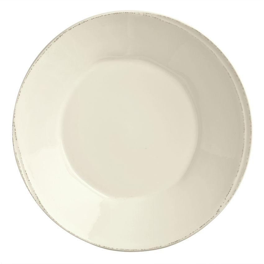 "World Tableware FH-514 9"" Round Soup/Salad Bowl - 27-oz Capacity, Ceramic, Ceram White"