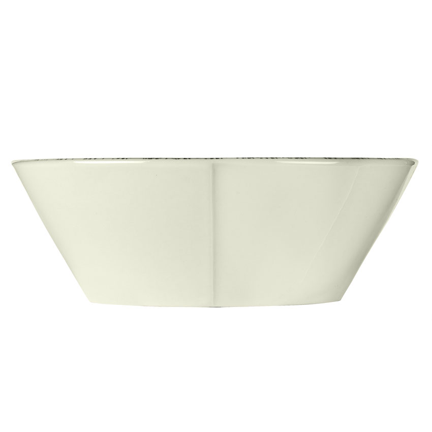 World Tableware FH-524 30-oz Farmhouse Bowl - Porcelain, Cream White