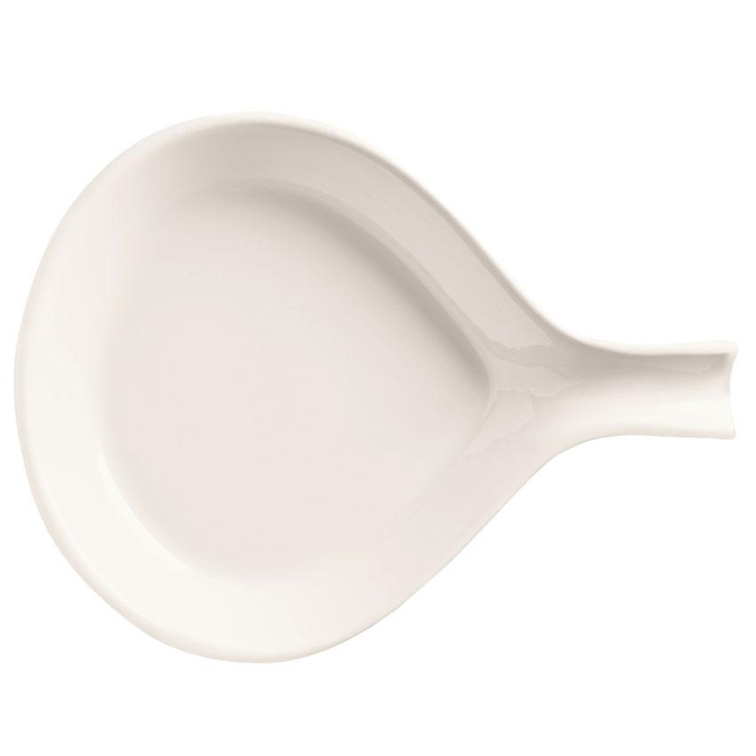World Tableware HS-12 12-oz Skillet w/ Handle, White