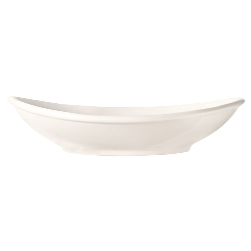 World Tableware INF-250 30-oz Porcelain Pasta Soup Bowl, Bright White, Infinity