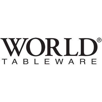 "World Tableware CO-12 9.25"" Round Plate, Bright White"