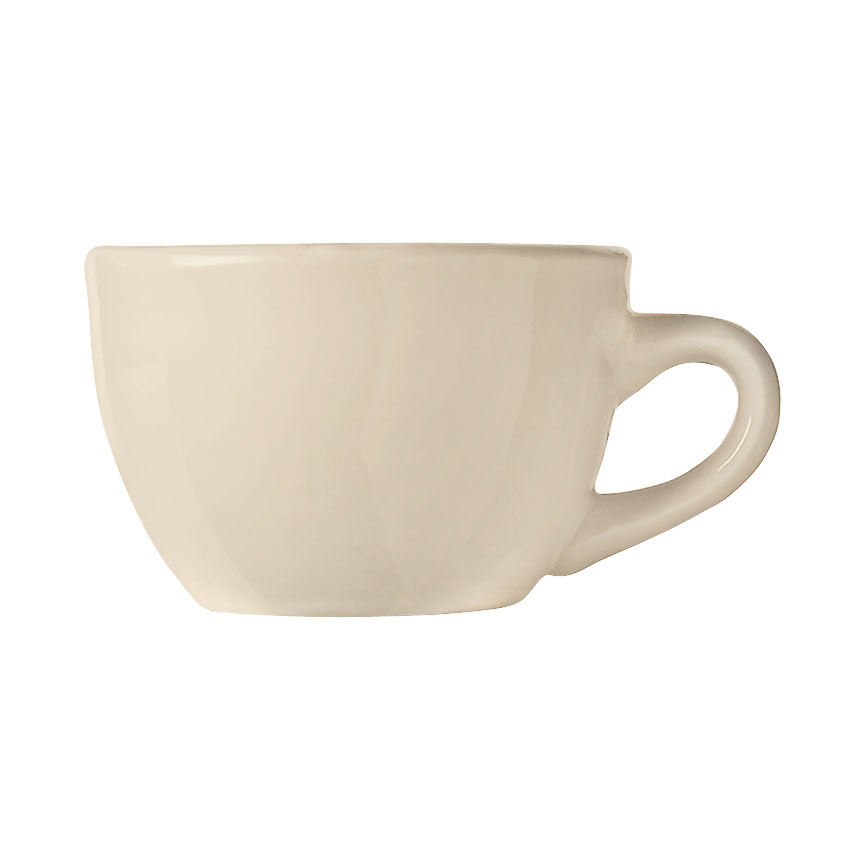 World Tableware NR-1 Cream White Cup, Kingsmen Ultima, Round