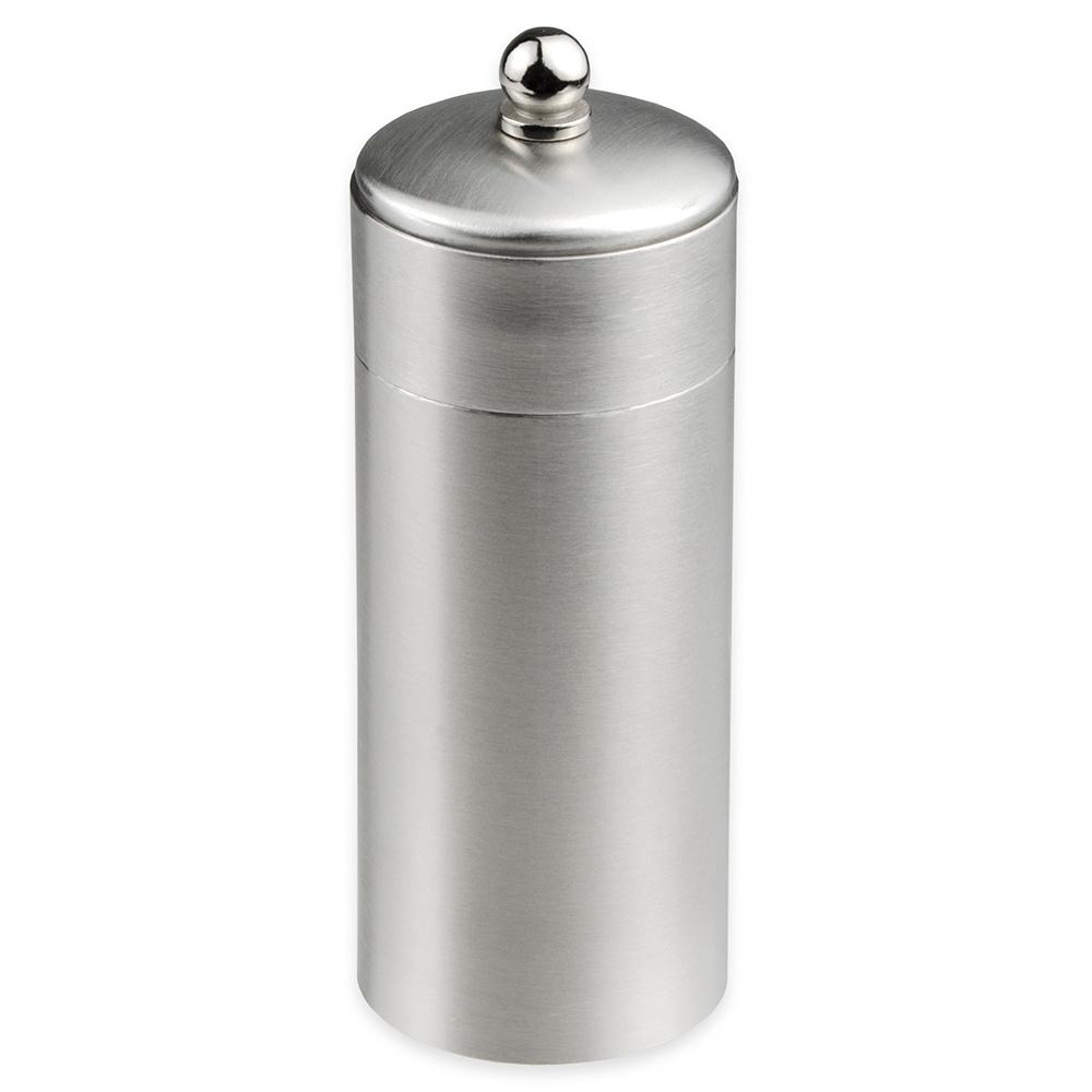 "World Tableware PG-100 4.5"" Pepper Grinder w/ 3.5-oz Capacity, Stainless"