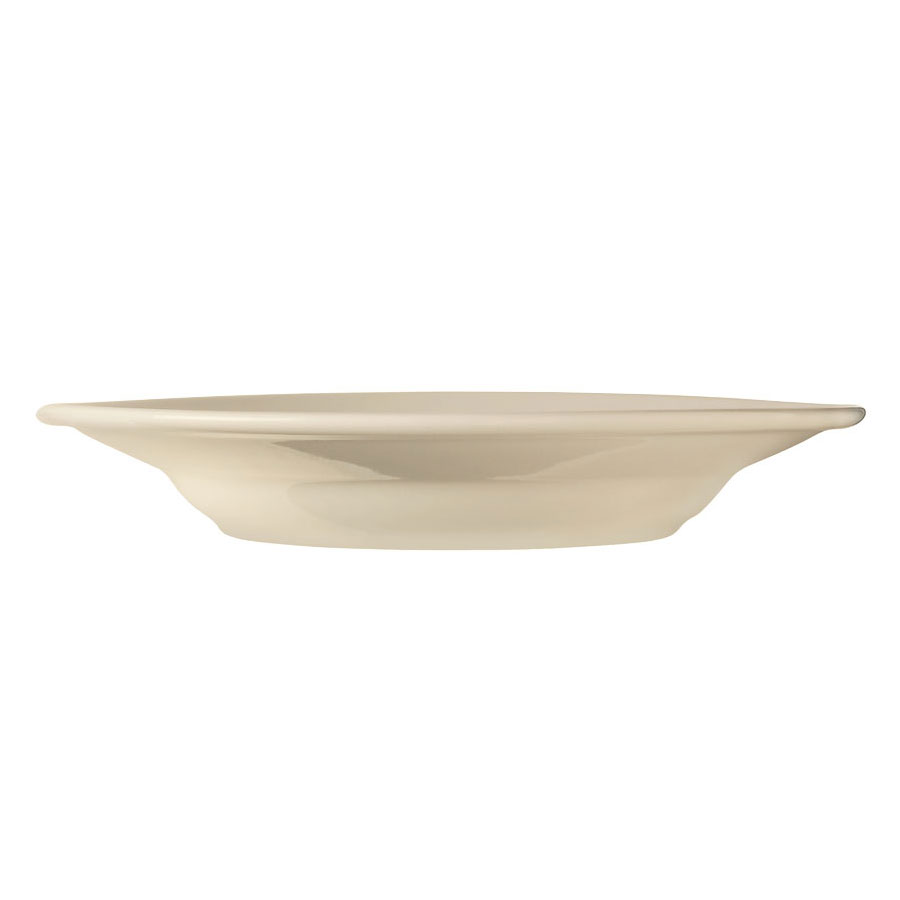 World Tableware PWC-40 Cream White Rolled Edge Pasta Bowl, Princess Ultima, Round