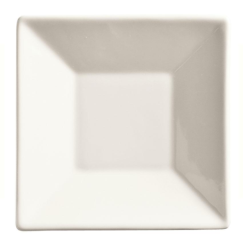 """World Tableware SL-31 5"""" Porcelain Saucer, Porcelana, Slate"""