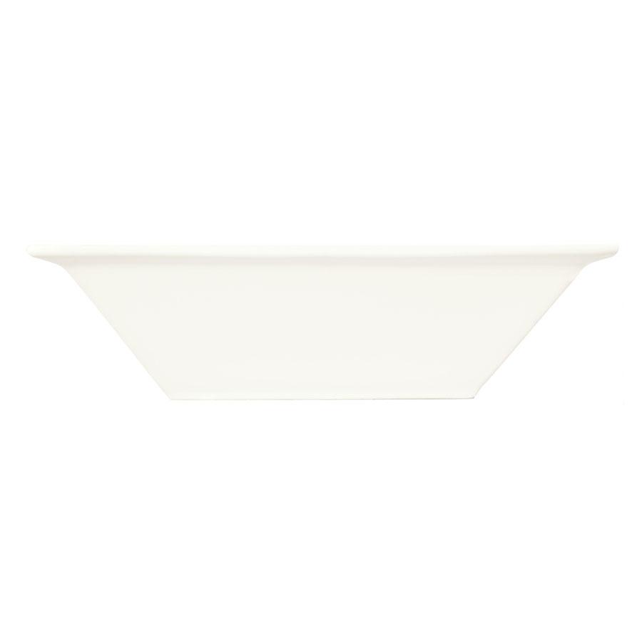 World Tableware SL-80 80-oz Square Bowl, Slate