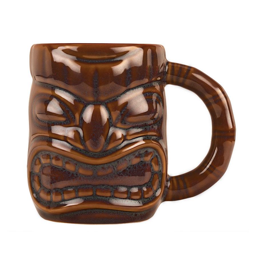 World Tableware TMB-16 16-oz Mug - Ceramic, Brown