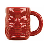 World Tableware TMR-16 16-oz Mug - Ceramic, Red