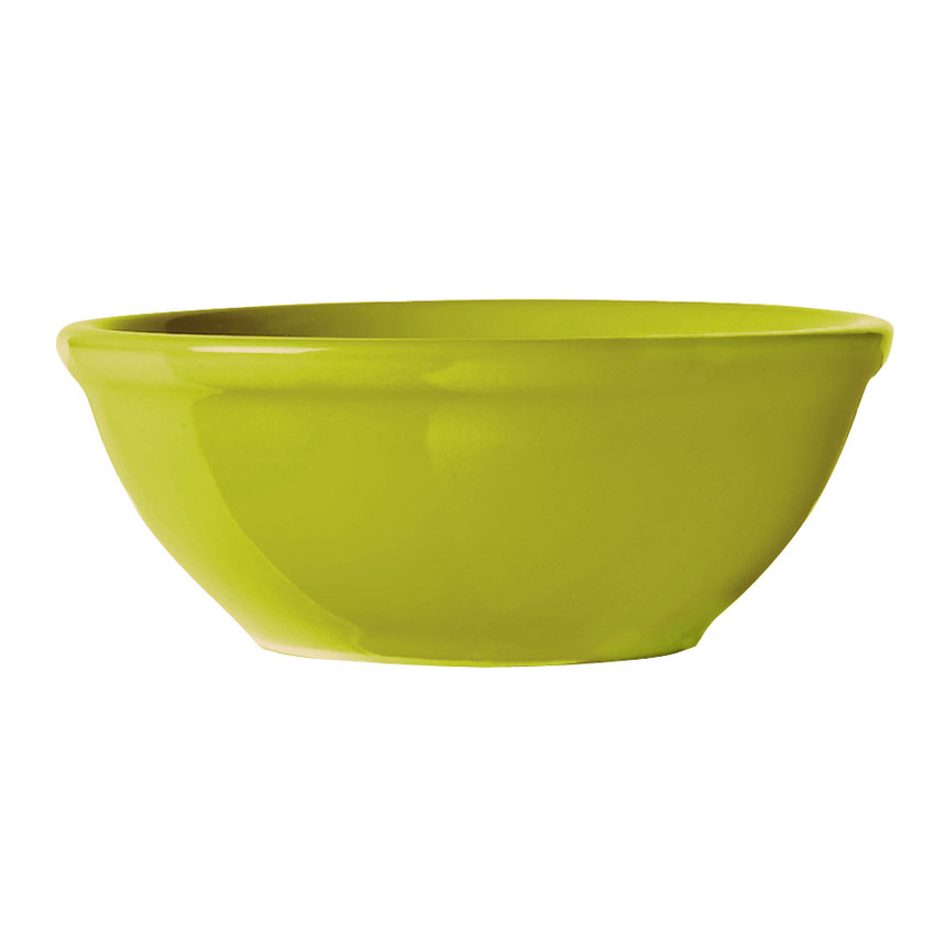World Tableware VCG-15 12-oz Oatmeal Bowl, Veracruz - Margarita Green
