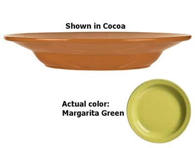 World Tableware VCG-39 20-oz Pasta Bowl, Veracruz - Margarita Green