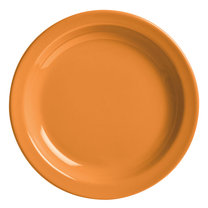"World Tableware VCO-16 10.5"" Plate, Veracruz - Cantaloupe"