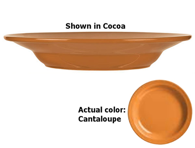 World Tableware VCO-39 20-oz Pasta Bowl, Veracruz - Cantaloupe