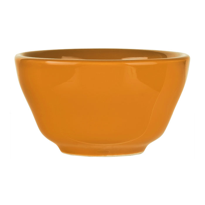 World Tableware VCO-4 7.25-oz Bouillon, Veracruz - Cantaloupe