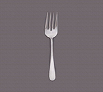 "World Tableware 002035 8.62"" Serving Fork, 18/8-Stainless, Deluxe Windsor"