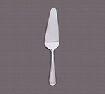 "World Tableware 004087 10-1/4"" Deluxe Windsor Cake/Pie Server - Silverplated"