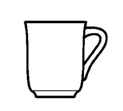 World Tableware 840-125-002 8.5-oz Porcelain Mug w/ Rolled Edge, Bright White, Porcelana