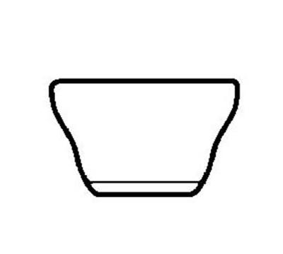 World Tableware DSD-4 7.25-in Bouillon w/ Narrow Rim, Desert Sand, Ultima