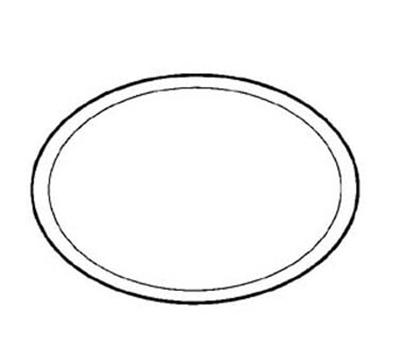 World Tableware DSD-14 13.25-in Platter w/ Narrow Rim, Desert Sand, Ultima