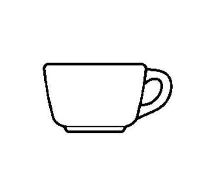World Tableware PWC-35 Cream White Rolled Edge Demitasse Cup, Princess Ultima, Round