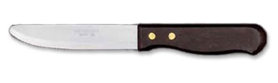 World Tableware 2012492 10-in Steak Knife w/ Plastic Handle, Beef Baron