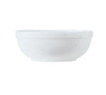 World Tableware 150220145 19-1/2-oz Empire Oatmeal Bowl - Porcelain, Bright White