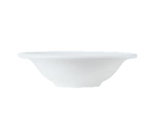 World Tableware 150220155 8-oz Empire Grapefruit Bowl - Porcelain, Bright White