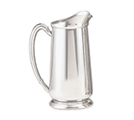 World Tableware 74171 64-oz Traditional Water Pitcher - 18/8 Stainless