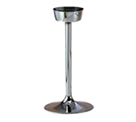"World Tableware 873702 24-1/4"" Wine Bucket Stand - (874204) Silverplated"