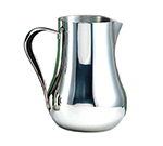 World Tableware CT-5581 70-oz Belle Water Pitcher - 18/8 Stainless