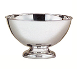 World Tableware PB-201 4-gal Silverplated Punch Bowl