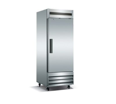 "Metalfrio CFD-1RR-23 29"" Single Section Reach-In Refrigerator, (1) Solid Door, 115v"