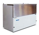 Metalfrio MC-49 Milk Cooler w/ Top & Side Access - (768) Half Pint Carton Capacity, 115v