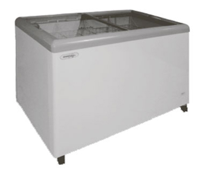 "Metalfrio MSF-52C 52"" Mobile Ice Cream Freezer w/ 4-Baskets, 115v"