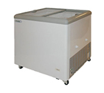 "Metalfrio MSF31C 31"" Mobile Ice Cream Freezer w/ 2-Baskets, 115v"