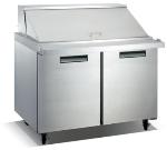"Metalfrio SCLM2-47-18 47"" Sandwich/Salad Prep Table w/ Refrigerated Base, 115v"