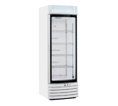 "Metalfrio STAR-55 26.4"" One-Section Display Freezer w/ Swinging Door - Bottom Mount Compressor, 115v"