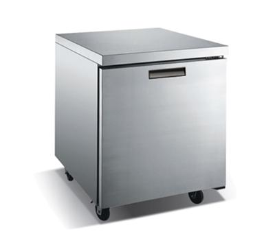 Metalfrio UCF-27 7.9-cu ft Undercounter Freezer w/ (1) Section & (1) Door, 115v