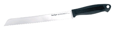 Shun 9960 Bread Knife w/ 8-in Stainless Blade & Co-Polymer Handle