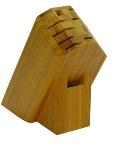 Shun DM0833 Ken Onion Bamboo Knife Block Only, 11 Slot