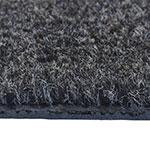 Notrax T37S0034CH Atlantic Olefin Floor Mat, Exceptional Water Absorbtion, 3 x 4 ft, Gun Metal
