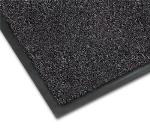 Notrax 434-327 Atlantic Olefin Floor Mat, Exceptional Water Absorbtion, 3 x 60 ft, Gun Metal