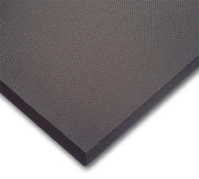 "Notrax 65547 Superfoam Comfort Floor Mat, 3 x 2 ft, 5/8"" Thick, Solid"